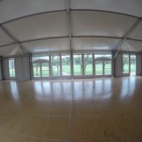 intérieur du club house de 200m²
