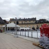 Patinoire de Dijon structure 10x10m