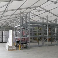 Bâti-roulant de 1 388 m²