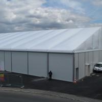 Structure alu de 2 975 m²