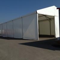 Structure de stockage 10x30 H5,2m