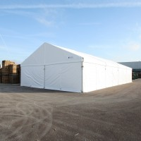 Espace de stockage 10x20m