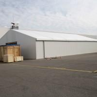 Bâtiment isolé de 600 m²