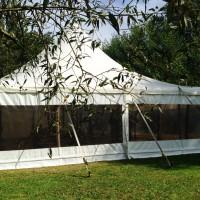 Mariage sous Chapiteau Bambou 10x15m soit 150m²